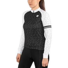 AGU Velo Longsleeve Shirt Dam black/white